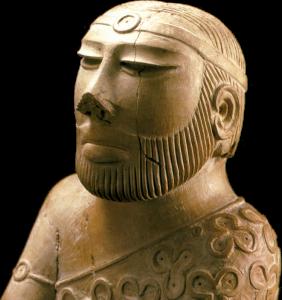 Statue de l'Indus
