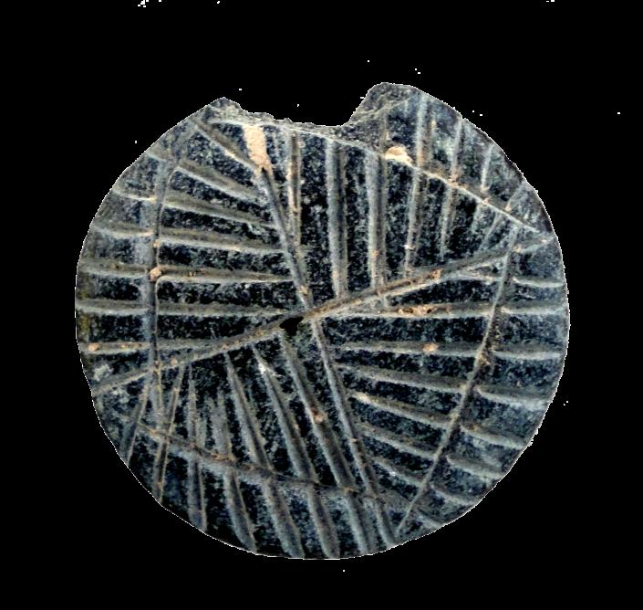 Sceau en chlorite de type Bakun (fin 5ème millénaire av. J.-C.)