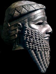 Statue akkadienne
