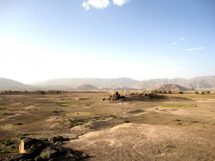 شهر ساسانی داراب گرد، استان فارس (ایران)